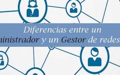 Administrador y Gestor de redes sociales: conozca las diferencias